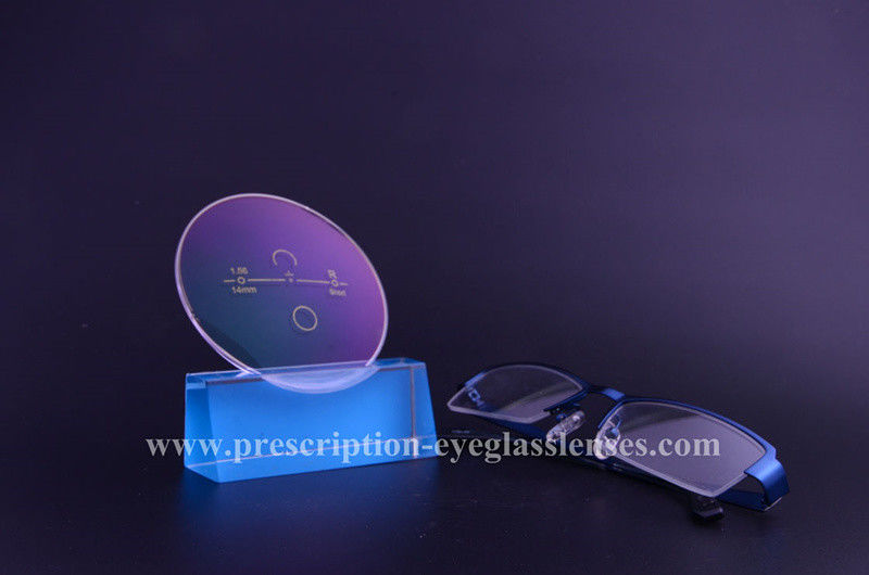 Optical Progressive Multifocal Lenses 1.56 Hard Multi Coating Far / Near Vision